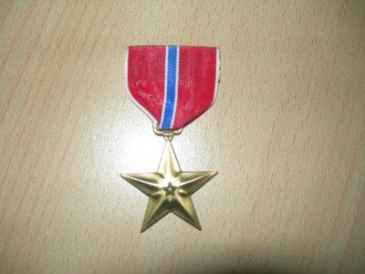 Medaille U.S