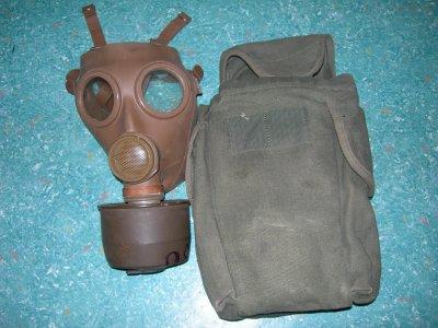 Masque a gaz français