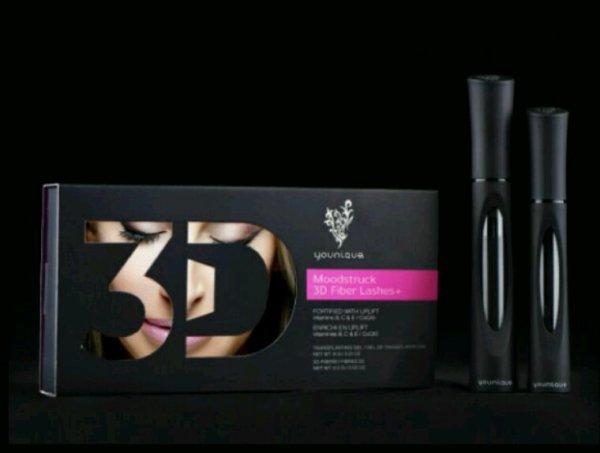 Mascara 3D +