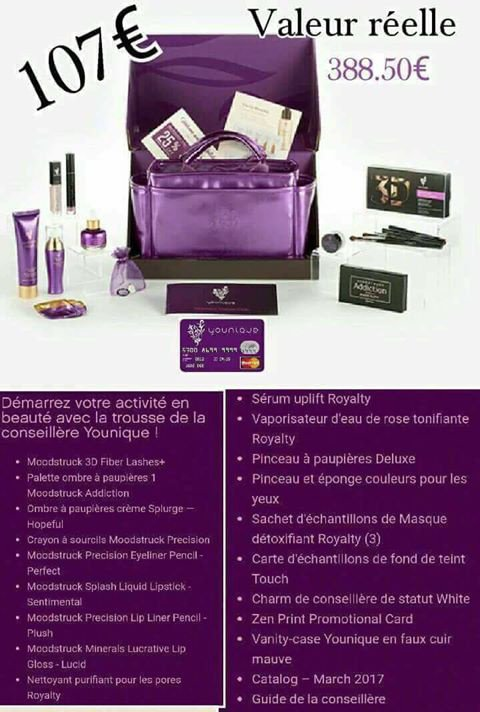 Kit distributrice