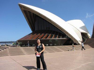 Il y a un an : vendredi 4 décembre 2009 : Sydney