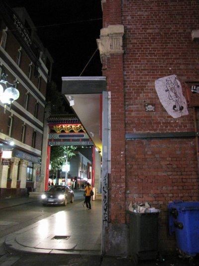 Il y a un an : lundi 7 décembre 2009 : Melbourne