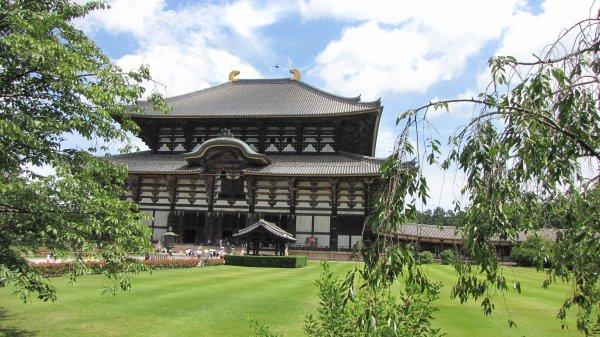 Nara - Tōdai-ji