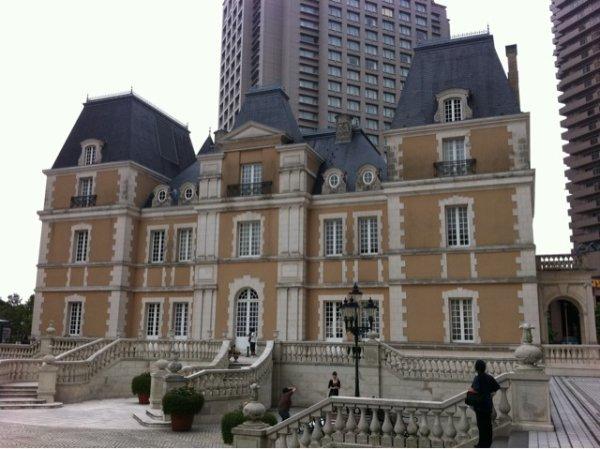 le Chateau de Joël Robuchon à Tokyo