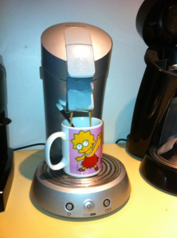 c est l heure du café !