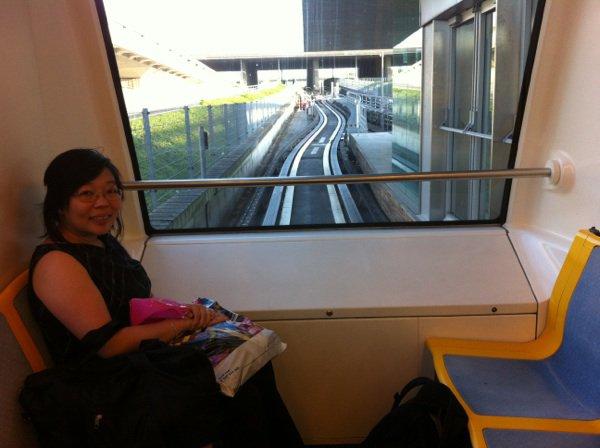 train spotting at CDG AirPort