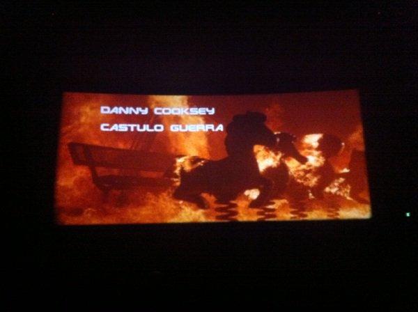 Terminator 2 au MK2 Quai de seine
