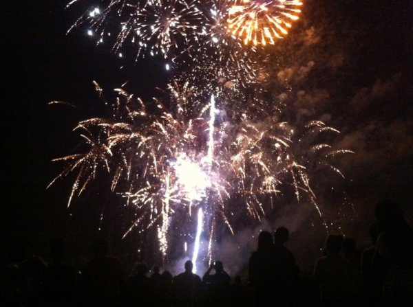 Feu d artifice Bondy