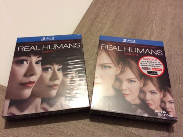 Real Humans :)