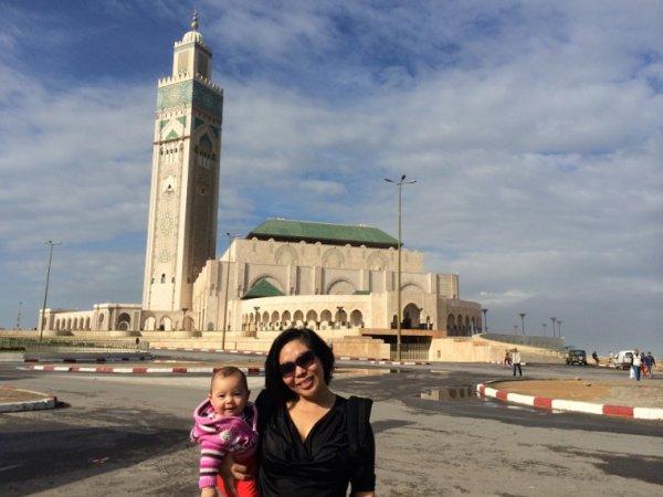 Casablanca - Grande mosquée