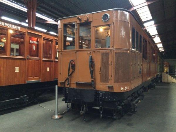 Journées du Patrimoine 2015 : 100 ans de matériel roulant RATP