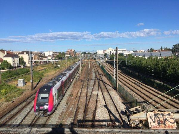 Train LigneP
