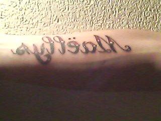 Mon tatouage 1