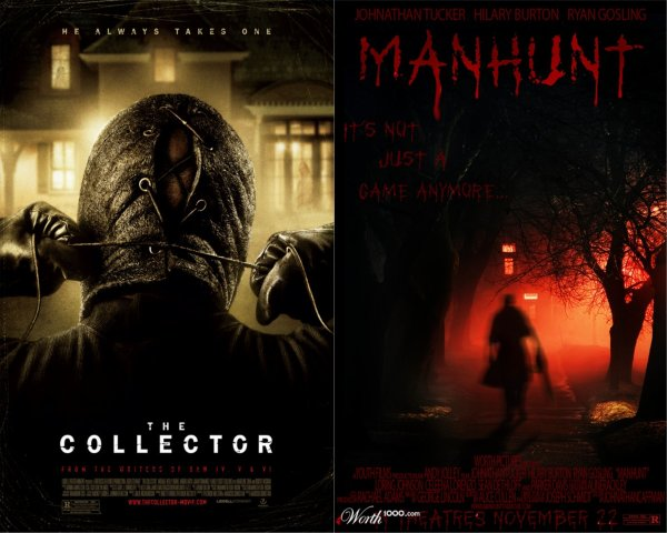 The Collector   &   Manhunt