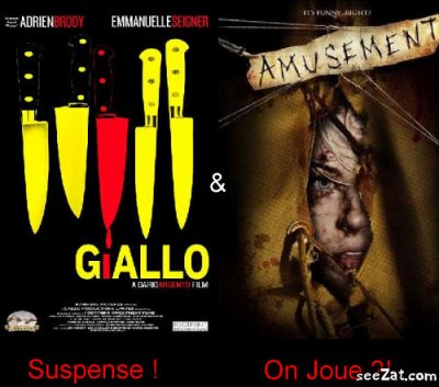 Giallo + Amusement