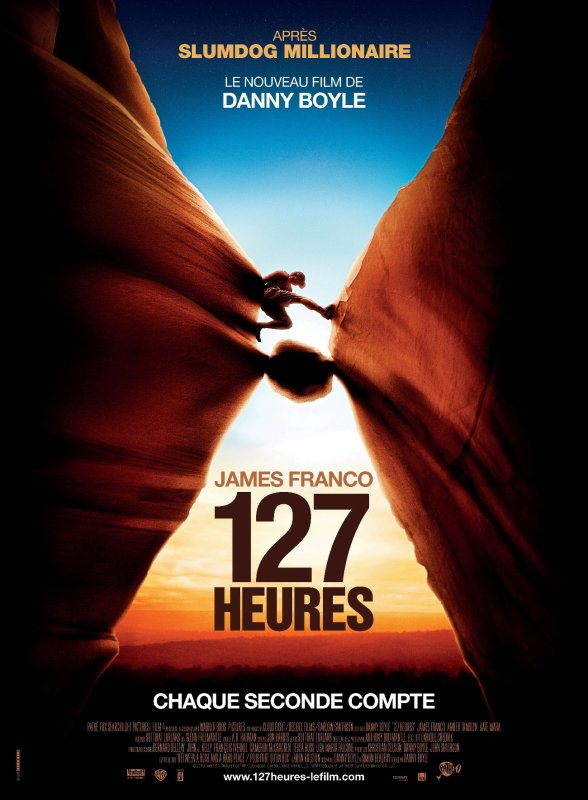 127 Heures + Le Silence Des Ombres