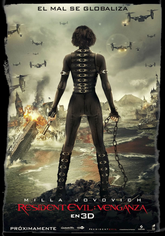 Résident Evil : Retribution