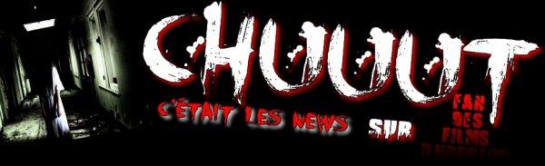 Chuuut !! c'est les news ...