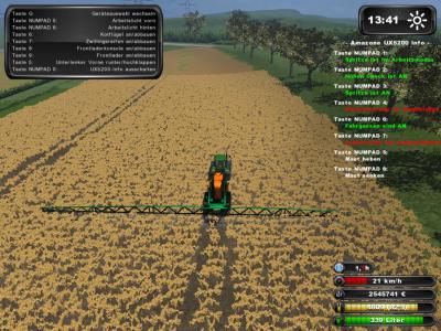 On traite le blé ( vue ted )