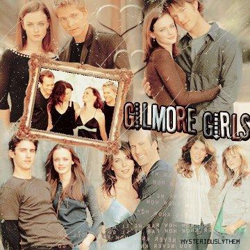 >MysteriouslyThem { Série :: Gilmore Girls : Création : Décoration }