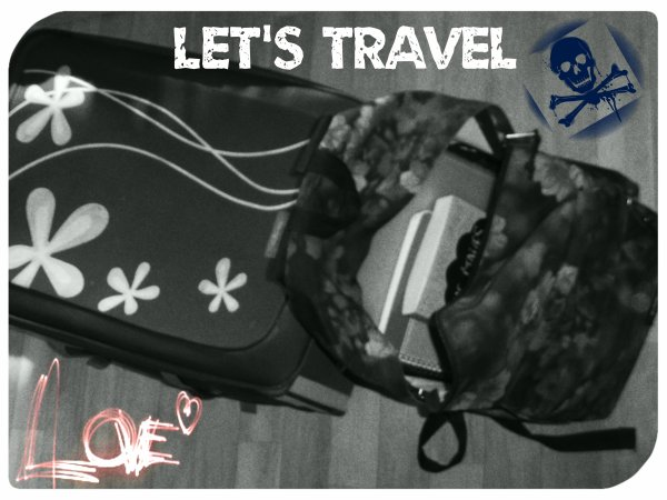Let's travel ! ✈