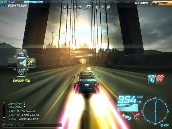Need For Speed World !!!!!! <3 <3