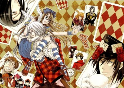 Alice au royaume de c½ur