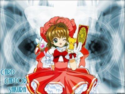 Card captor Sakura (Sakura Chasseuse de Cartes)