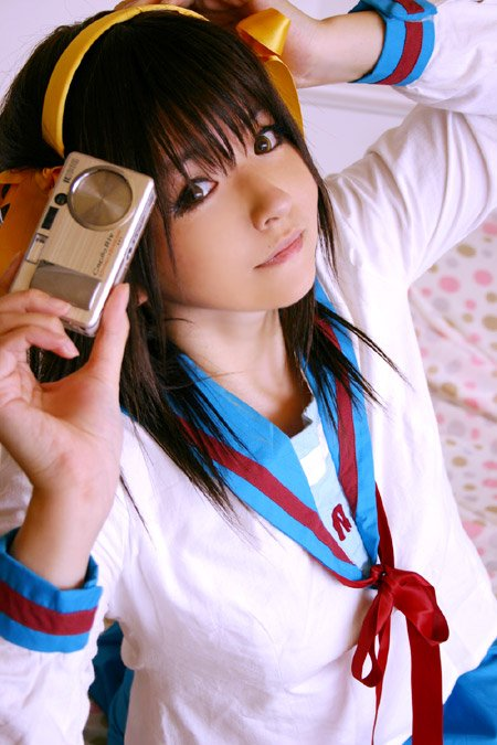 Mélancolie de Suzumiya Haruhi (La  )