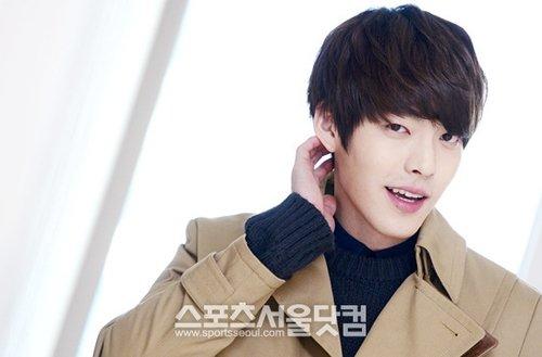 Portrait d'acteur : Kim Woo Bin