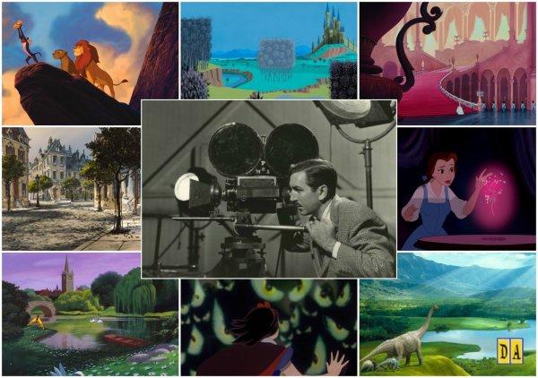 Hors série : les films d'animation : Walt Disney Studios