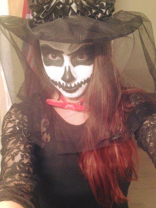 Happy Halloween Witchies!