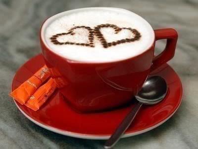 petit café d' amour