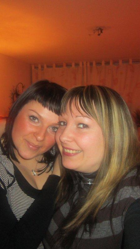 ma petite soeur et moi ...