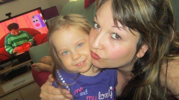 moi et ma princesse manuella ...