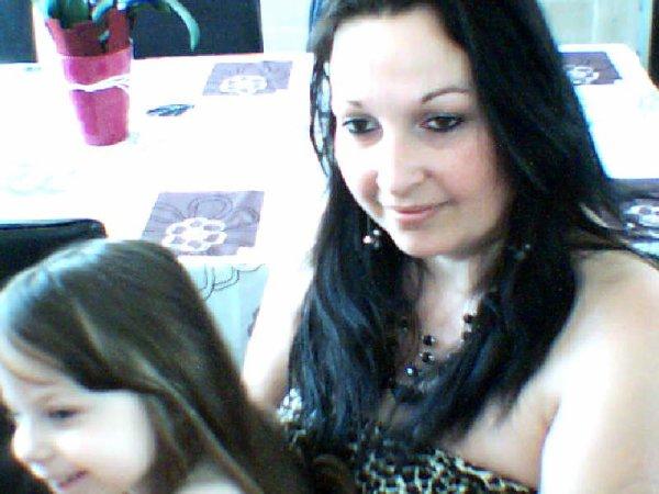 ma princesse manuella et moi ...