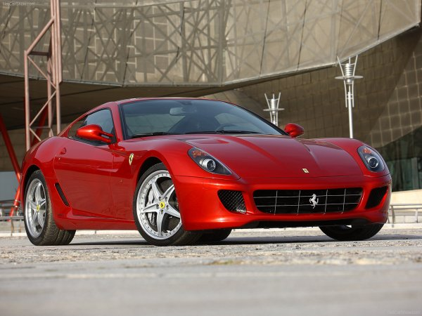 I LOVE YOU Ferrari
