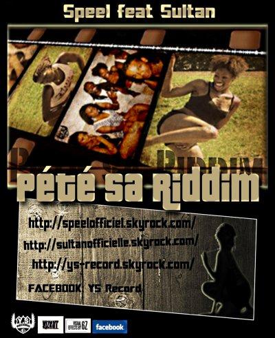 """pété sa riddim"" rdv a partir du 15 novembre 2011"