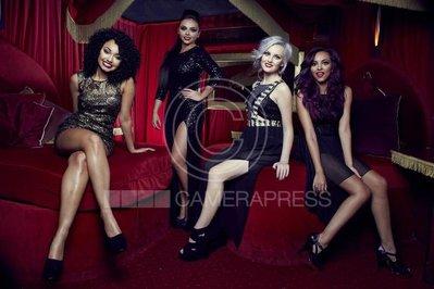 Nouveau shoot des Little Mix