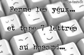 a vos clavier :)