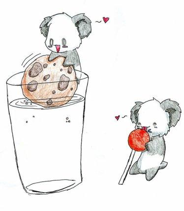 Chibi Panda Chibi Kawaiiles Plus Mignons