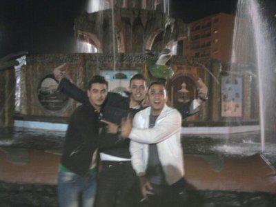 moi  et ls amis