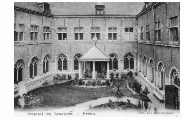 LESSINES , L'Hôpital
