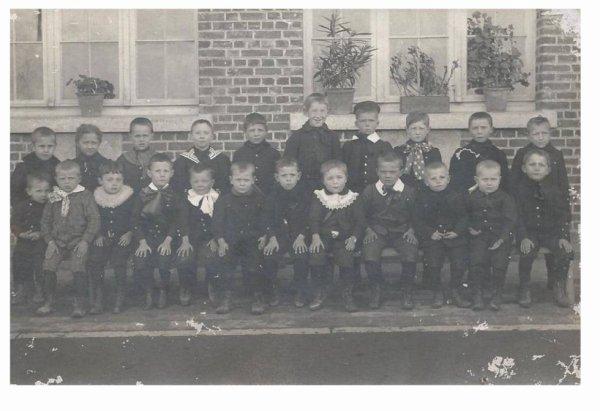 OGY - école communale en 1911
