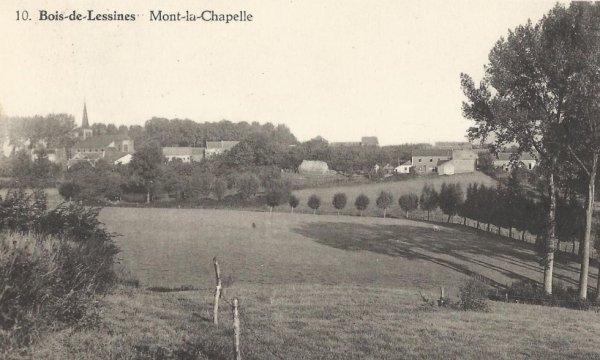 BOIS-DE-LESSINES mont-la-chapelle-1958