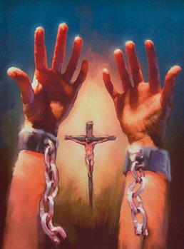 jésus christ nous libère de nos chaines