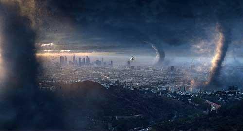 """""""La fin du monde ne sera pas provoquée par une catastrophe naturelle, elle sera quand tu m'auras oublié."""""""