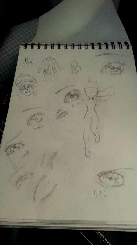 Entraînement yeux