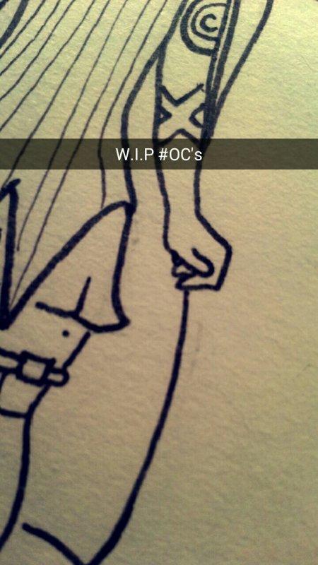 W.I.P présentation des OC's