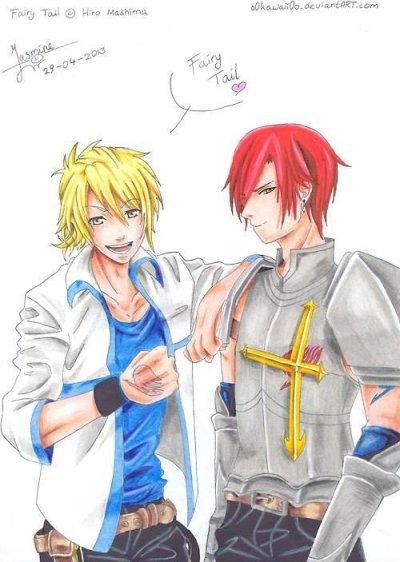 Nami , lucy et sakura sont des mecs!!!